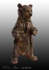 sculpture, terre, bois, metal, acrylique, peinture, tableau,bronze,panthere, cheval,chauve souris, enfants, nu, panda,loup,