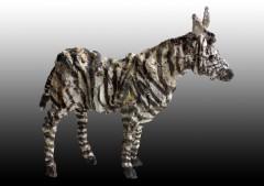 terre, animal, ane, tigre, lionne, lion,zebre,zebrane,art, sculpture, bronze,couleur, sienne,marron, beige, couleur chair,homme,femme, nu,nue,groupe,, ,